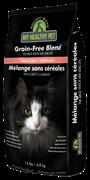 Holistic Blend - Сухой беззерновой корм для кошек (с индейкой и цыпленком)