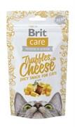"Brit - Лакомство для кошек ""Подушечки с сыром"" Care Truffles Cheese"