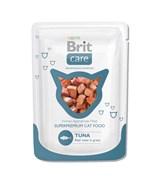 Brit - Паучи для кошек (с тунцом) Care Tuna