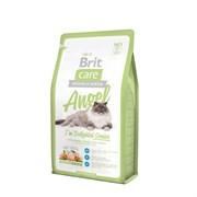 Brit - Сухой корм для пожилых кошек Care Cat Angel Delighted Senior