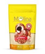 """Molina - Лакомство для щенков """"Косточки с курицей и рисом"""""""