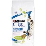 """Purina Cat Chow - Сухой корм для взрослых кошек """"Тройная защита"""""""
