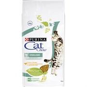 Purina Cat Chow - Сухой корм для взрослых стерилизованных кошек и кастрированных котов