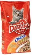 Purina Darling - Сухой корм для кошек (с птицей и овощами)