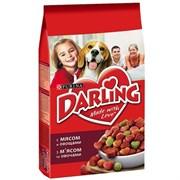 Purina Darling - Сухой корм для собак (с мясом и овощами)