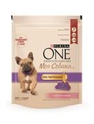 """Purina ONE - Сухой корм для собак мелких пород """"Моя Собака…Чувствительная"""" (с лососем и рисом)"""