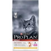 Purina Pro Plan - Сухой корм для взрослых кошек (с курицей)