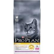 Purina Pro Plan - Сухой корм для взрослых кошек с избыточным весом и склонных к полноте (с индейкой)