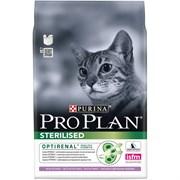 Purina Pro Plan - Сухой корм для стерилизованных кошек и кастрированных котов (с индейкой)