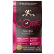 Wellness Core - Сухой беззерновой корм для собак мелких пород (с индейкой) Small Breed Original