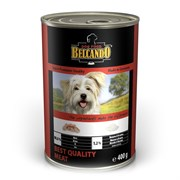 Belcando - Консервы для собак (отборное мясо) Super Premium Best Quality Meat