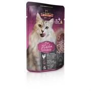 Leonardo - Паучи для взрослых кошек (c курицей) Finest Selection Pure Chicken