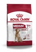 Royal Canin - Сухой корм для пожилых собак средних пород (от 7 до 10 лет) MEDIUM ADULT 7+