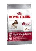 Royal Canin - Сухой корм для собак средних пород контроль веса MEDIUM LIGHT WEIGHT CARE