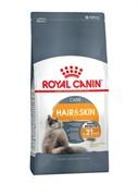 Royal Canin - Сухой корм для взрослых кошек для кожи и шерсти HAIR & SKIN CARE
