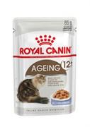 Royal Canin - Паучи для пожилых кошек (в желе) AGEING +12