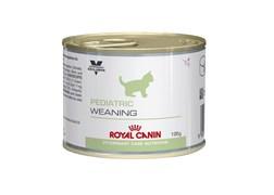 Royal Canin (вет. диета) - Влажный корм для котят PEDIATRIC WEANING
