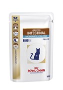 Royal Canin (вет. диета) - Паучи для кошек при нарушении пищеварения GASTRO INTESTINAL MODERATE CALORIE