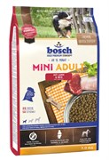Bosch - Сухой корм для взрослых собак малых пород (с ягнёнком и рисом) Mini Adult