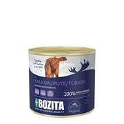 BOZITA - Паштет для собак (с индейкой) Turkey