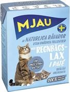 Mjau - Паштет для кошек (с радужной форелью) Tetra Recart