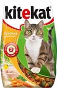 """Kitekat - Сухой корм для кошек """"Курочка аппетитная"""""""