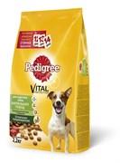 Pedigree - Сухой корм для собак маленьких пород (с говядиной)
