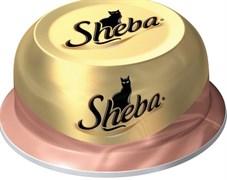 Sheba - Консервы для кошек (с мясом курицы и утки)
