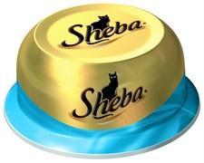 Sheba - Консервы для кошек (Сочный тунец в нежном соусе)