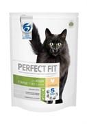 Perfect Fit - Сухой корм для кошек старше 7 лет (с курицей)