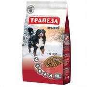 Трапеза - Сухой корм для собак крупных пород MAXI