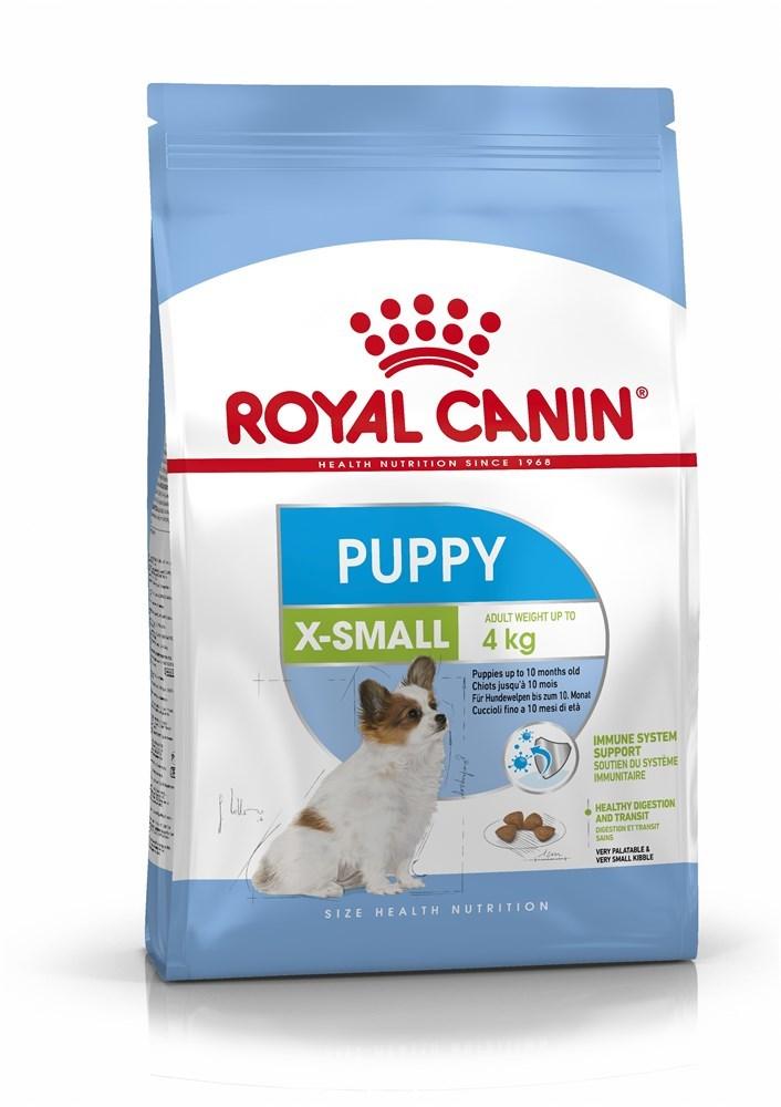Royal canin x-small junior сухой корм