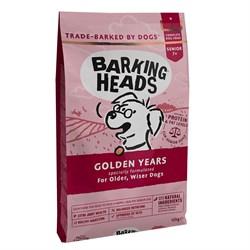 """Barking Heads - Сухой корм для собак старше 7 лет """"Золотые годы"""" (с курицей и рисом) Golden Years - фото 10067"""