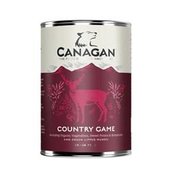 Canagan - Консервы для взрослых собак всех пород (дичь) Country Game - фото 10094