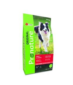 Pronature Original - Сухой корм для собак всех пород (с ягнёнком) - фото 10106