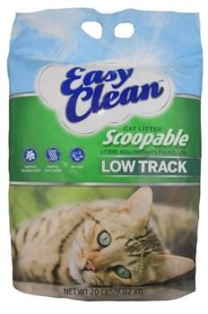 Easy Clean - Комкующийся наполнитель для длинношерстых кошек (Low track) - фото 10194