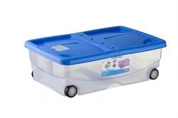 Stefanplast - Контейнер для хранения корма, 60х40х18см, 26л (цвет в ассортименте) Container Mario Assorted - фото 10223