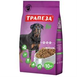Трапеза - Сухой корм для собак подверженных регулярным физическим нагрузкам (Fit) - фото 10293