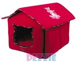 Dezzie - Домик для кошек, 42*35*35 см - фото 10379