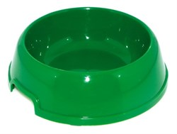 Dezzie - Миска для кошек, 300 мл, 15 см, пластик (цвет в ассортименте) - фото 10417