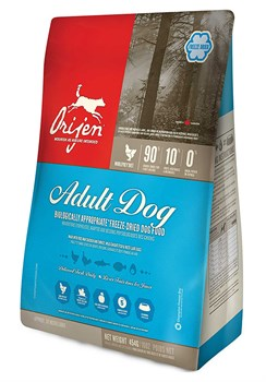 Orijen - Сублимированный корм для собак всех пород Freeze Dried Adult - фото 10506