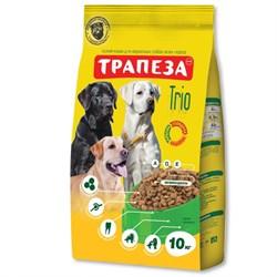 Трапеза - Сухой корм для собак (с индейкой, кроликом и телятиной) TRIO - фото 10514