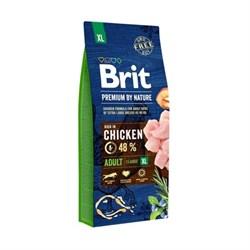 Brit - Сухой корм для взрослых собак гигантских пород Premium Adult XL - фото 10523