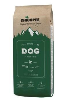Chicopee - Сухой корм для взрослых собак всех пород (ягненок с рисом) PNL Adult Dog Lamb & Rice - фото 10639
