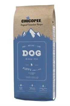 Chicopee - Сухой корм для щенков всех пород (ягненок с рисом) PNL Puppy Lamb & Rice - фото 10654