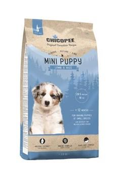 Chicopee - Сухой корм для щенков мелких пород (ягненок с рисом) CNL Mini Puppy Lamb & Rice - фото 10662