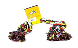 """Benelux - Игрушка для собак """"Хлопковый канат"""" 25 см Coton dog toy color  90 gr - фото 11496"""