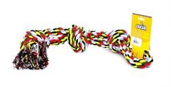 """Benelux - Игрушка для собак """"Хлопковый канат"""" 65 см Coton dog toy color 600 gr - фото 11500"""