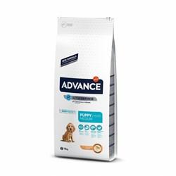 Advance - Сухой корм для щенков (с курицей и рисом) Baby Protect Medium - фото 13103