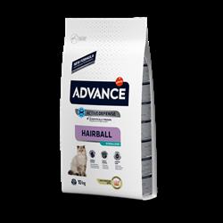 Advance - Сухой корм для вывода шерсти у стерилизованных кошек Sterilized Hairball - фото 13750
